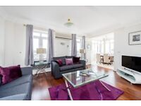 Beautifully presented four double bedroom apartment next to Hyde Park