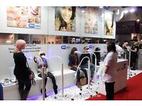 Mega white laser teeth whitening! £1500 Ono bought for £2500! 15mins no damage! Celebrities use it!