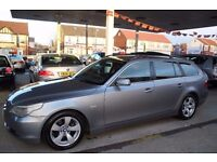 BMW 5 SERIES 2.5 525d SE Touring 5dr 2 OWNERS 2 KEYS