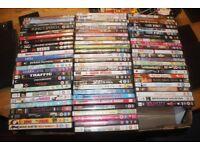 DVD BUNDLE / JOBLOT x 75