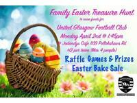 Family Easter Treasure Hunt April 2nd