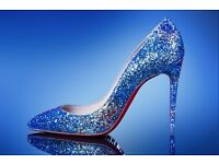 One Night Party Shoe Shop - Ladies Shopping Event for charity. £5 a ticket