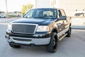 2007 Ford F-150 XLT 24 Alloy Wheels-Coquitlam location