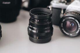 Fujifilm XF35 F2 WR Lens