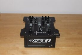 Allen and Heath Xone 23 Mixer