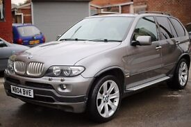 BMW X5 4.8is great example