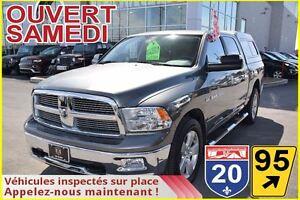 2012 Ram 1500 SLT * 4X4 * CREW CAB * BOITE FIBRE