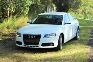 2011 Audi A4 Sedan Hollywell Gold Coast North Preview
