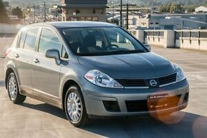 2007 Nissan Versa 1.8S 6 Speed Manual