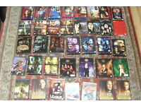 DVDs X FILES , SMALLVILLE , SUPERNATURAL , BUFFY , ALIAS PLUS FEW OTHERS