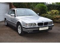 BMW E38 735i SE in Excellent condition (7 series) Low Mileage