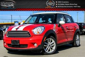 2012 MINI Cooper Countryman Sunroof|Heated Front Seats|Pwr Windo