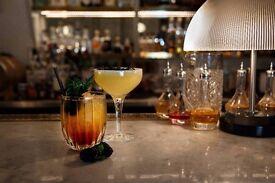 Bartender – Fine Dining Restaurant