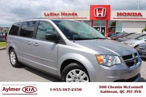 2014 Dodge Grand Caravan SXT STOW & GO