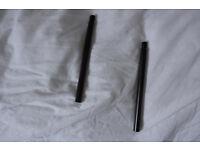 Zacuto 7 inch Black M Rod Set