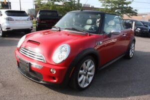 2006 MINI Cooper Convertible S LOW KMS 1 OWNER