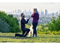 Pro. Photographer in London : Portrait, Proposal, Dating, Wedding, Property Photography Services