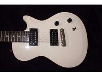 PRS SE Singlecut in Antique White Electric Guitar