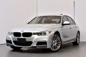 2014 BMW 335i M PERFORMANCE / 19 / NAVI / CAM RECUL