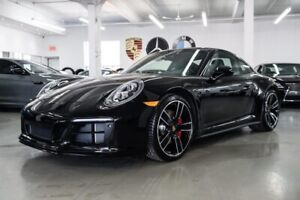 2018 Porsche 911 Carrera 4S LOADED