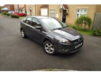 2010 Ford Focus 1.6 Zetec Good Condition *Only 67300 miles*