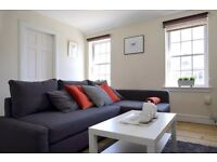 Ideally located 2 bed, 2 reception room available from 6th Feb on Leith Walk