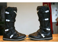 Oneal O'neal Taranis Motocross boots UK size 9.5