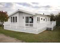 Stunning Lodge For Sale - Mersea Island Holiday Park - Colchester - Essex - Decking Included