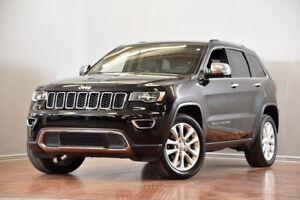 2017 Jeep Grand Cherokee Limited MAGS 20 CUIR TOIT NAV 264$/2SEM