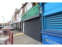 Modern shop to let in Catford SE6
