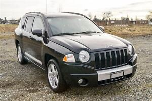2010 Jeep Compass Limited 4X4 Loaded- Coquitlam Location Call Di