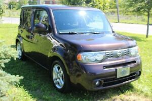 2010 Nissan Cube  nouveau arrivage 1,8L, push button, bleutooth,