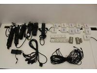 Job Lot of Cables and Plug Sockets