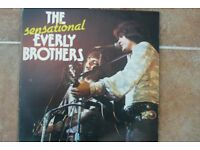 """THE SENSATIONAL EVERLY BROTHERS Double 12"""" Vinyl LP"""