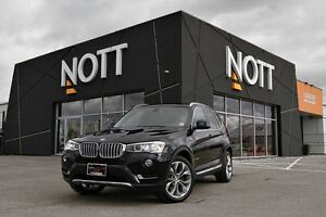 2016 BMW X3 xDrive28i, Moonroof, Nav., Pwr Liftgate - SUPER LO