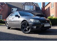 MINT CONDITION Lexus IS 300 3.0 4dr Auto, MOT to 2019, Full Leather Seats, Heated seats, Cruise...