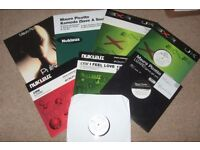 """8 x 12"""" Nukleuz Records Collection HARDHOUSE / TRANCE... can deliver!!"""