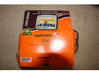 TomTom One Assist Satellite Navigation as New