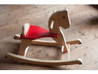 VINTAGE Style Baby Wooden Rocking Horse (CAN DELIVER or POST)