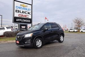 2016 Chevrolet Trax AWD, LT, SUNROOF, FUEL EFFICIENT