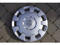 vauxhall wheel - trim SINGLE