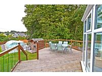 Aberdeen short term self catering holiday/short break accommodation. 4 Bed Stunning semi detached