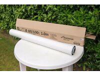 Worcester 125mm, 1m Flu extension tube