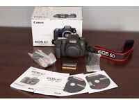 Canon 6D DSLR with WiFi & GPS