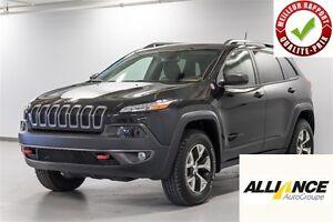 2016 Jeep Cherokee TRAILHAWK LE CENTRE DE LIQUIDATION VALLEYFIEL