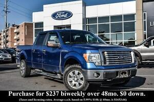 2010 Ford F-150 XLT SuperCrew6.5ft. Bed 4WD