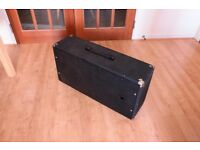 Bass bin speaker for guitar/bass or PA system
