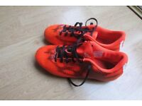 ADIDAS SIZE 5 FIRM GROUND FOOTBALL BOOTS