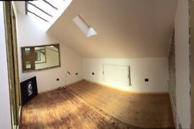 Newly built affordable creative industry studio offices close to West Barnes (SW19)