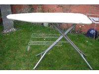 Large metal ironing board Brand new never used